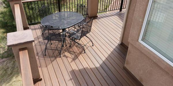 Project gallery of Composite Decks in Colorado Springs