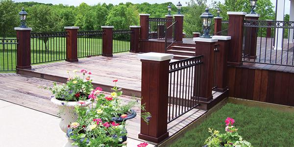 Project gallery of Deck Railings in Colorado Springs