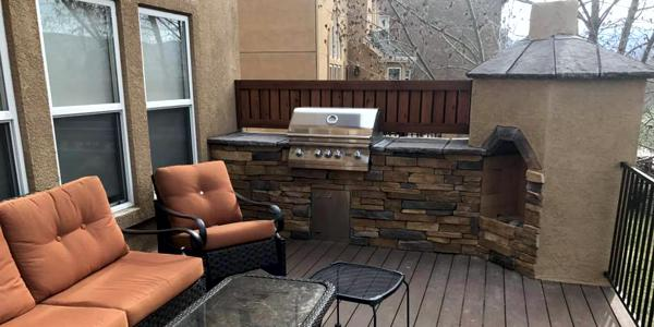 Project gallery of Outdoor Living Spaces in Colorado Springs
